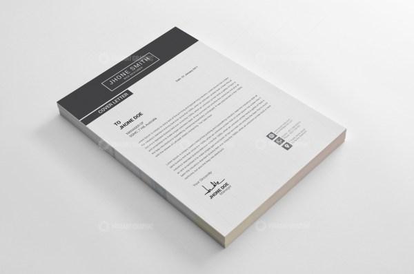 Designer Resume CV Template