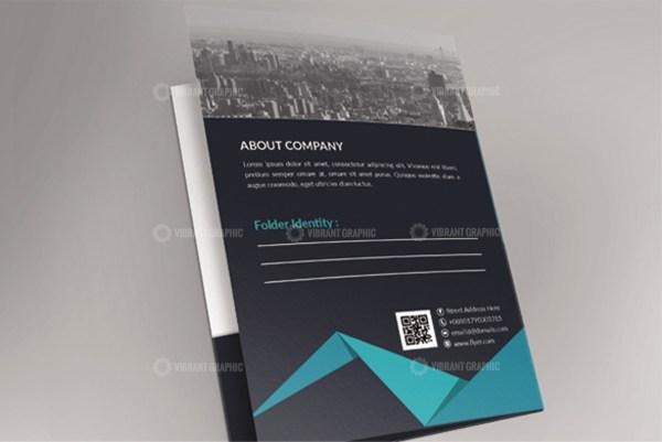 EPS Classy Folder Templates