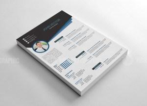 Specialist Resume CV Design