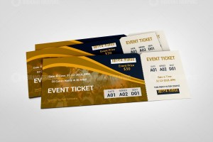Standard Event Ticket