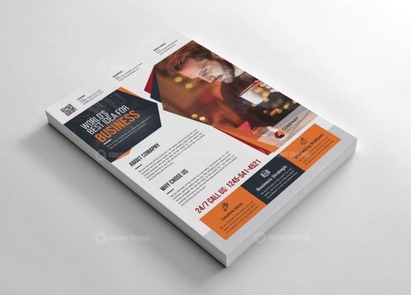Adobe Flyer Design
