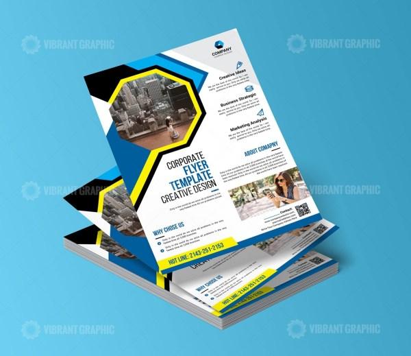 Multipurpose Print Flyer Templates