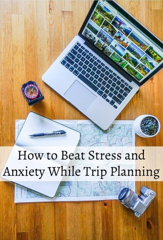 How to make trip planning easier and less stressful