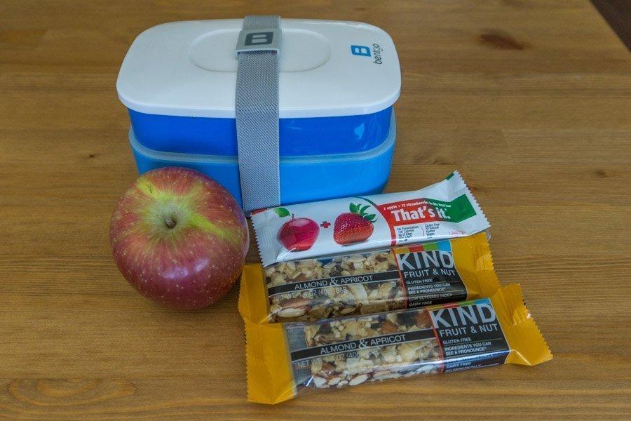 Gluten Free Travel Food 4