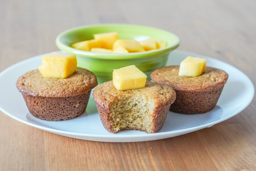 Mango Muffins 2