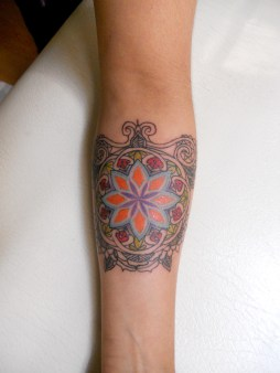 Mandala Tattoo 2 by Gerardo Garduño