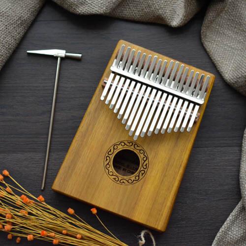 Kalimba 17 Acacia Classical Original 02