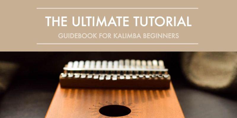 kalimba guide poster