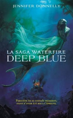 waterfire deep blue