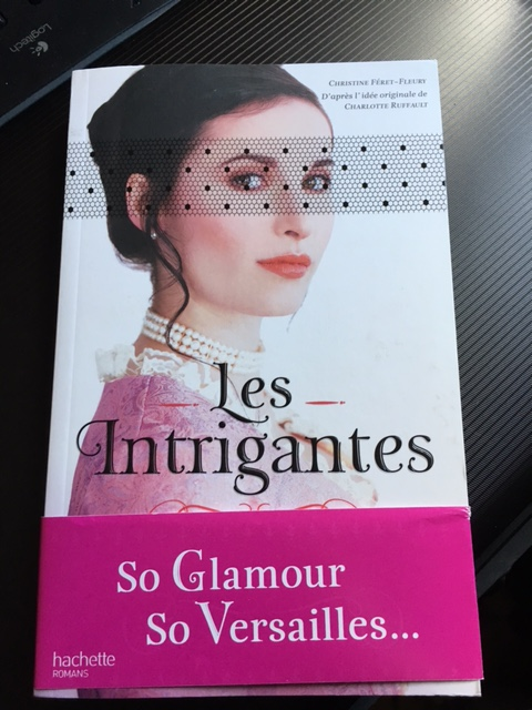 in my mailbox #7 les intrigantes