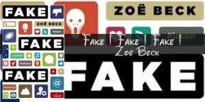 fake ! fake ! fake ! bannière