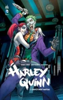 Harley Quinn T1 Complètement marteau