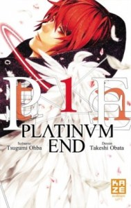 platinum end tome 1