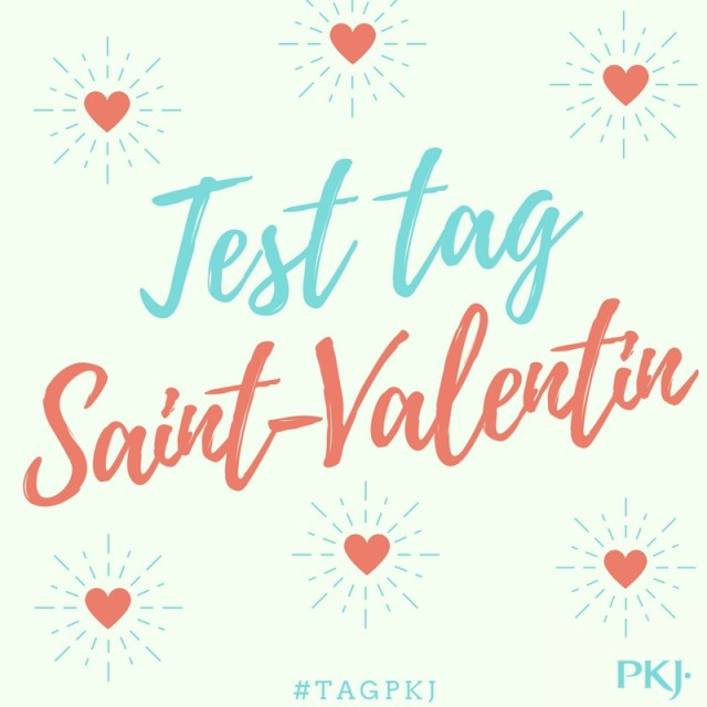 test tag saint valentin