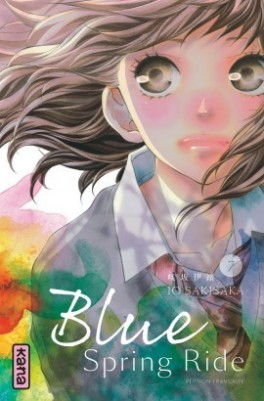 blue spring ride tome 7