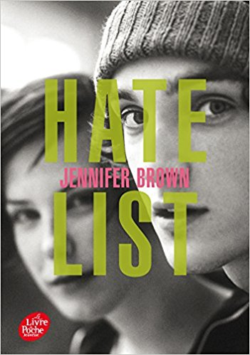 hate list le livre de poche