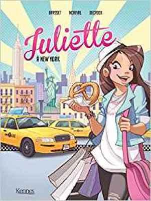 juliette à new york bd