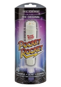 Pocket Rocket Vibrator in packaging