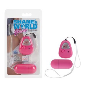 Shane World Hook-Up Egg Vibe – Wireless Remoted Control