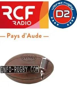 Radio-Rugby. « Côté ouvert », écoutez le n°12 en direct : Fédérale1 élite, ProD2 et Equipe de France