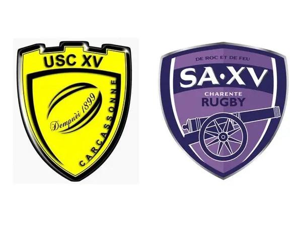 Radio-rugby ProD2 :  CARCASSONNE / ANGOULÊME (J15), suivez le match en intégralité !