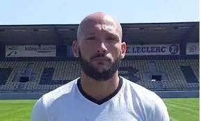 """Rugby-Nationale, Romain LALLIARD (Albi) avant le déplacement à Bourg en Bresse : """"Une équipe très dense"""" (J3)"""