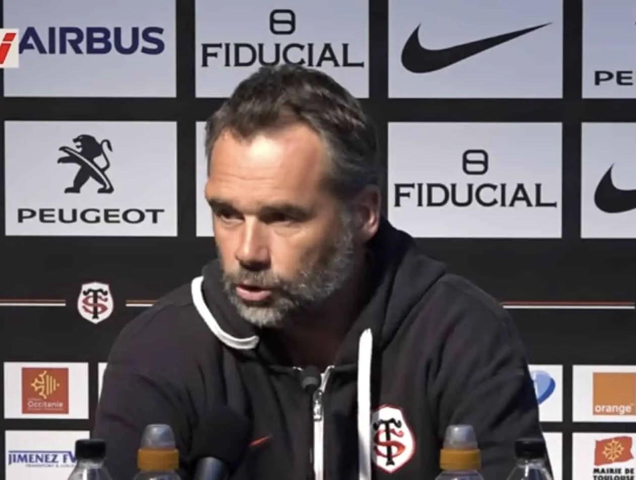 """Coupe d'Europe de rugby: Mola loue """"une performance XXL"""" de Toulouse"""