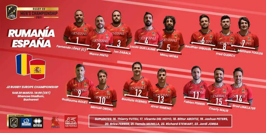 Rugby-International : Espagne, une charnière Top14 pour affronter la Roumanie samedi à Bucarest.