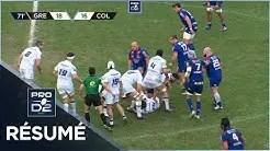 Rugby Pro D2 ( 🎥 LNR ) : PRO D2 – Résumé FC Grenoble Rugby-Colomiers Rugby: 32-16 – J22 – Saison 2020/2021