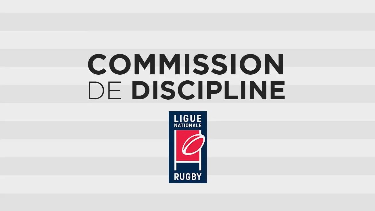 ProD2: Deux joueurs et deux clubs convoqués par la commission de discipline