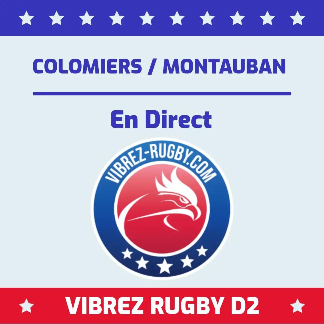 Colomiers Montauban en direct