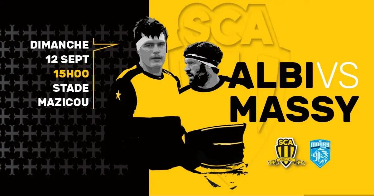 Rugby-Nationale : Albi retiendra les quatre points !