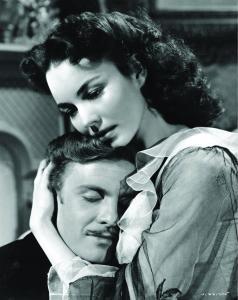 Jennifer Jones en el clásico Madame Bovary (1949)