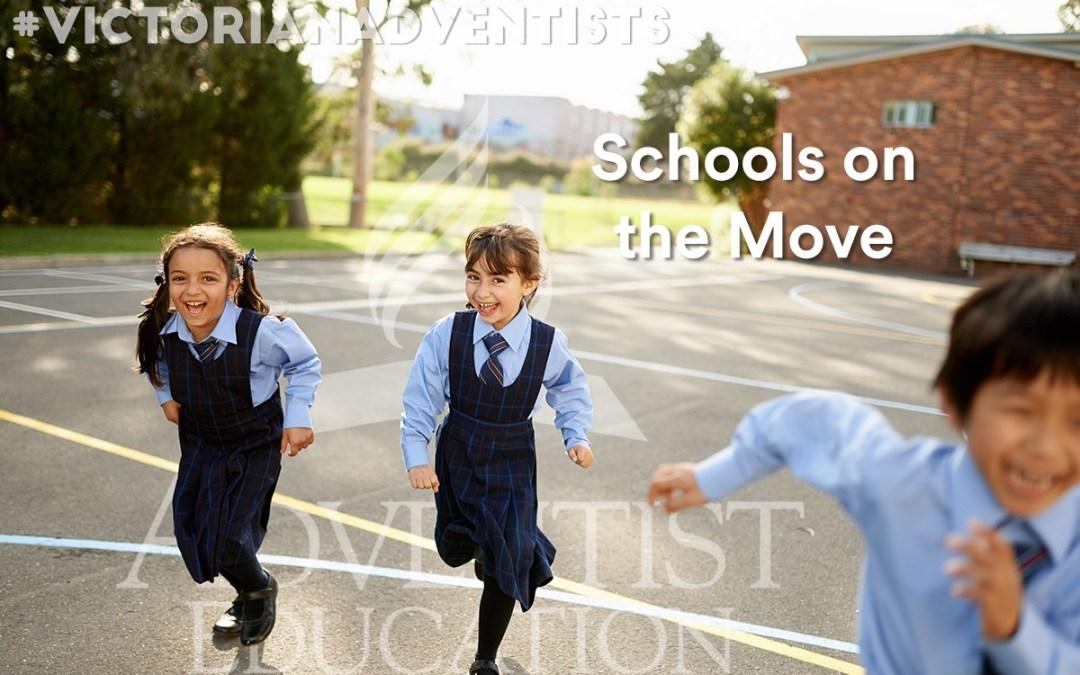 School on the Move