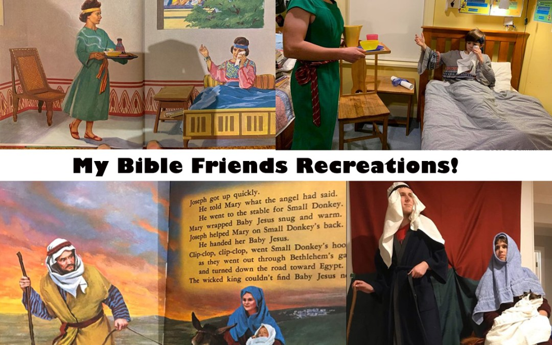 Sabbath School with a Difference