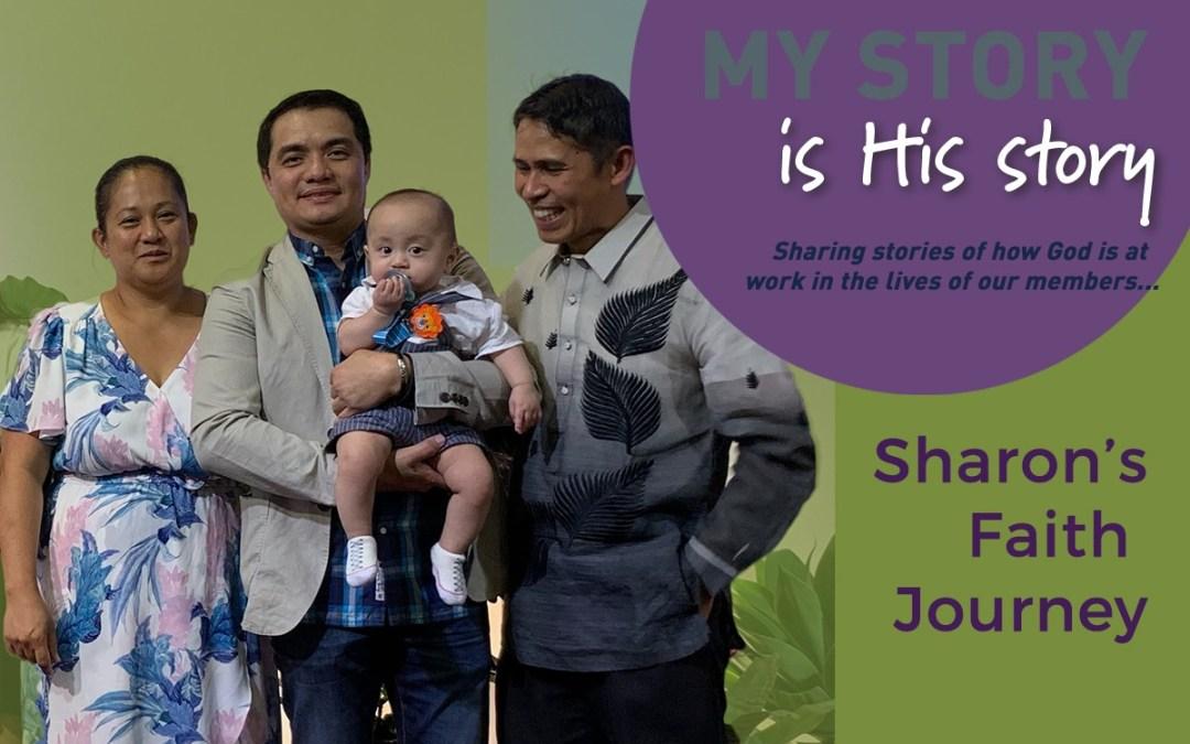 Sharon's Testimony