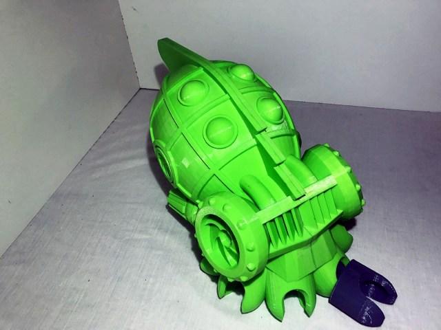 Impresión 3D en Barcelona