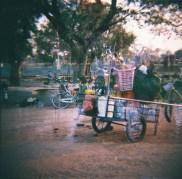 Cart, Angkor Wat