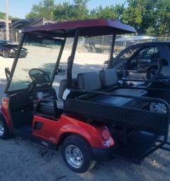 3rd image of a 2011 tomberlin golf cart  [ 4032 x 3024 Pixel ]