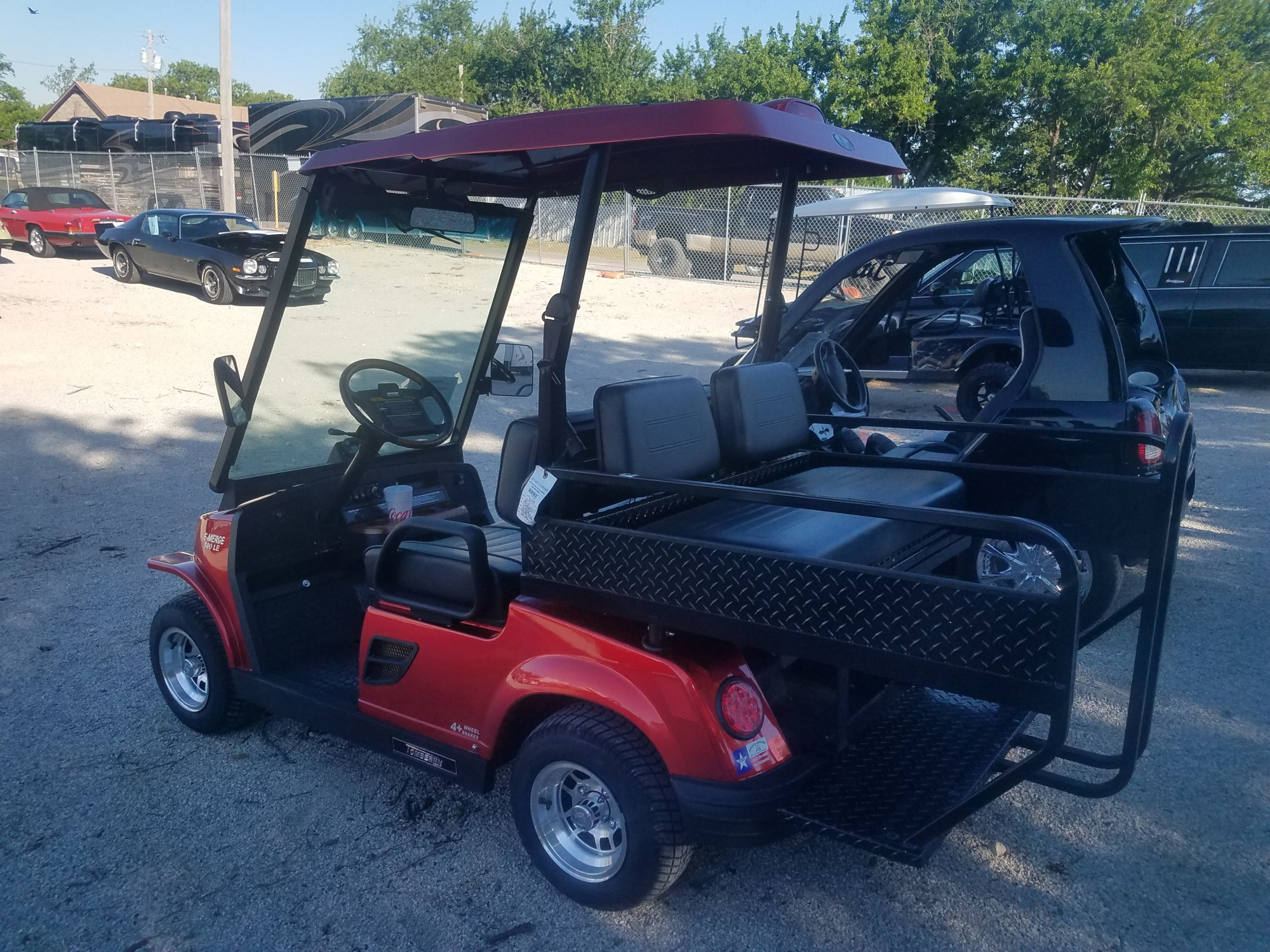 hight resolution of  3rd image of a 2011 tomberlin golf cart