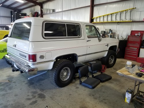 small resolution of  7th image of a 1985 chevrolet blazer 1 2 ton k5 k10