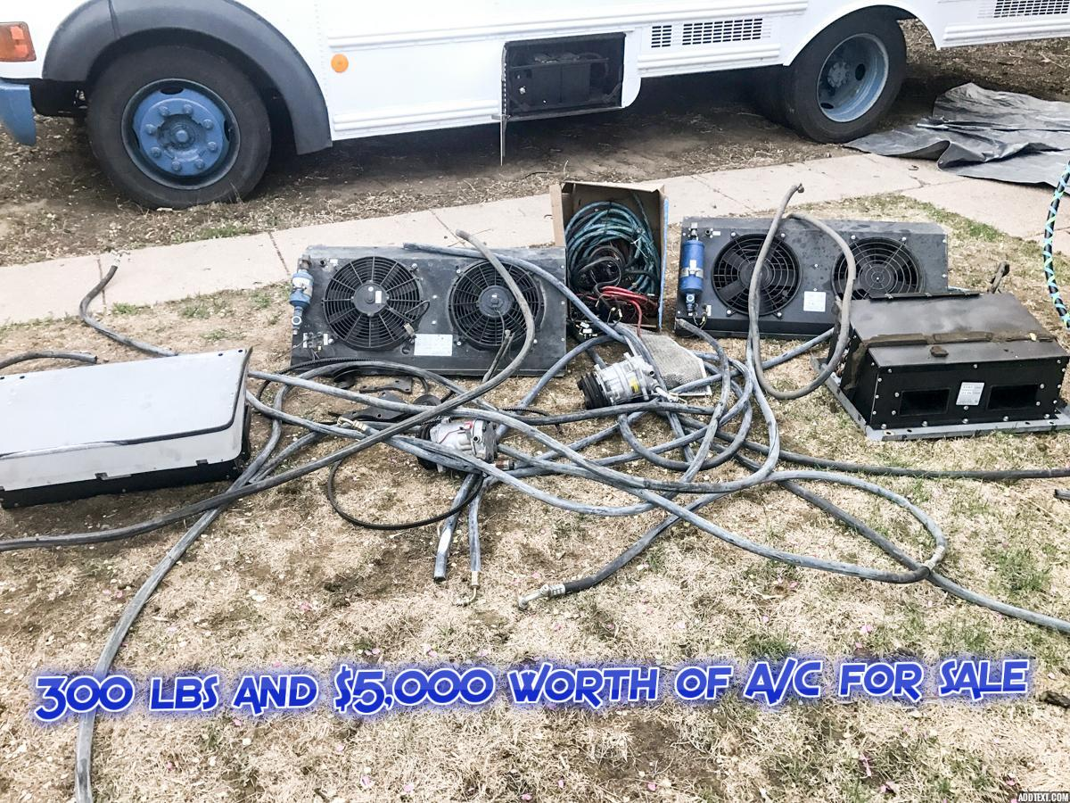 All Bus Conversion Posts Vicaribus C House Wiring Remove The Really Cold Dual A Systems