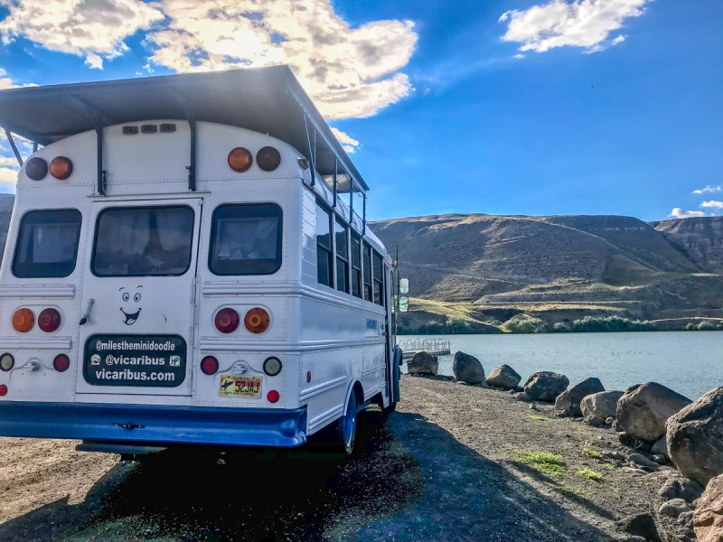 free camping, boondocking, idaho, waterfront, snake river