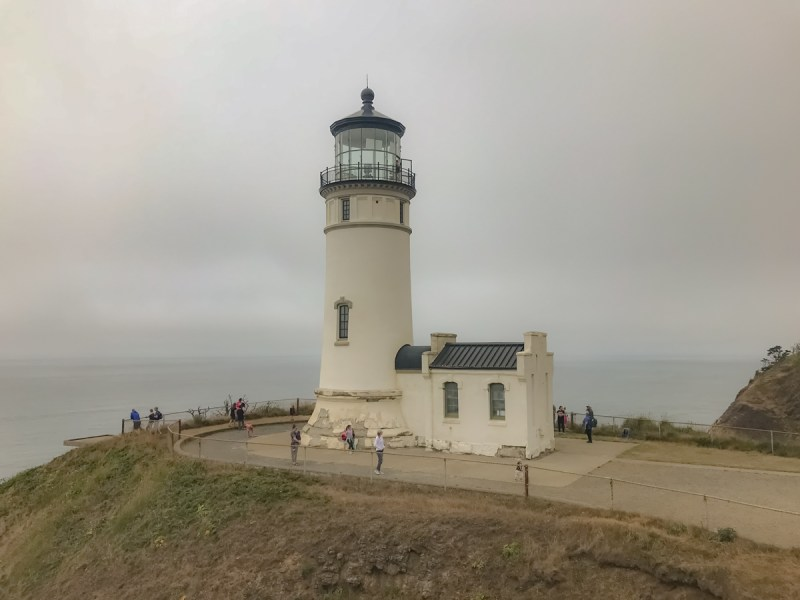Lighthouse at Cape Disappointment