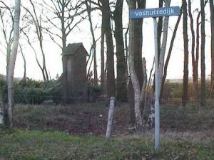 de kapel van de Vicarie bij Lichtenvoorde