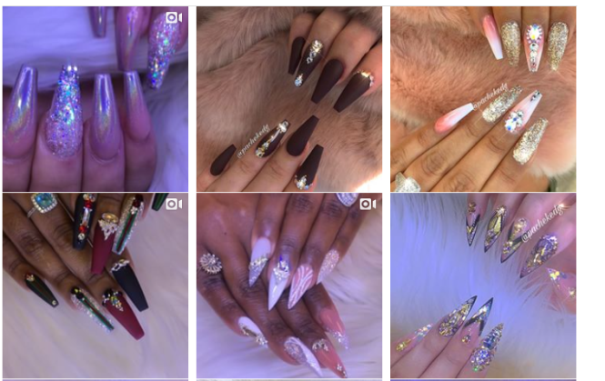 Favorite Instagram nail tech