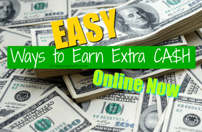 3 Ways to Make money online Today … – Vicariously Me | Natural