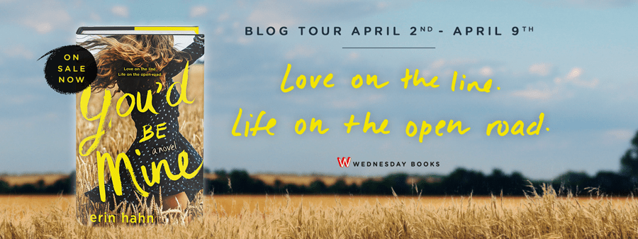 Blog Tour ARC Review | You'd Be Mine
