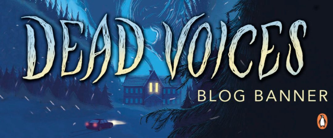Blog Tour | ARC Dead Voices