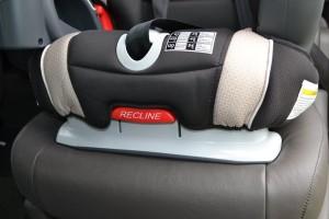 recline adjustment